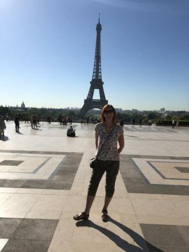 Eiffel Tårnet 2018