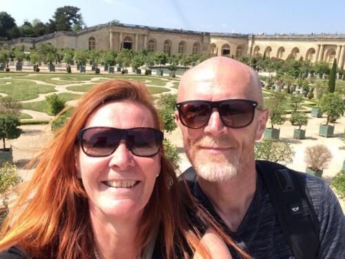 Versailles 2018